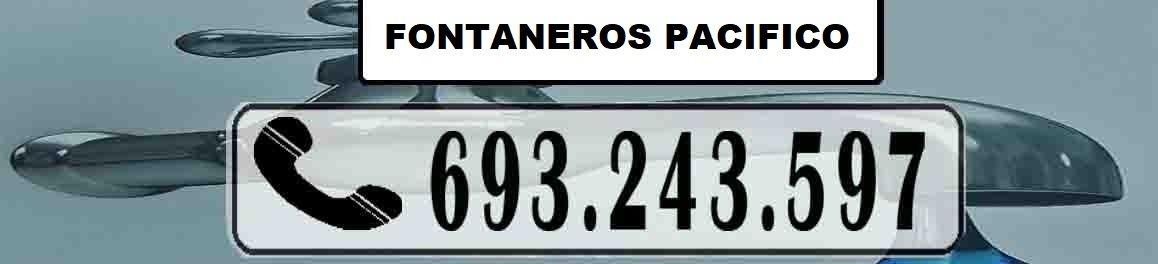 Fontaneros Pacifico Madrid Urgentes